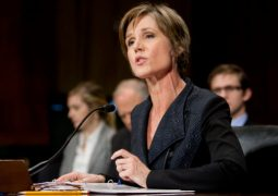 Donald Trump fires acting US Attorney General Sally Yates