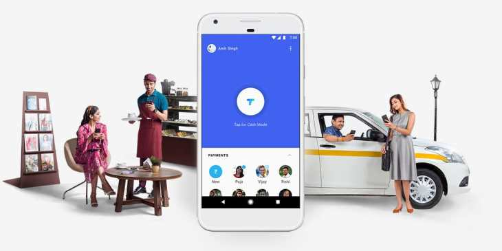 """Google's UPI-based payments app """"Tez"""" launched in India"""