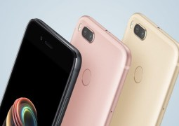 Xiaomi Mi A1 is company's flagship dual camera phone