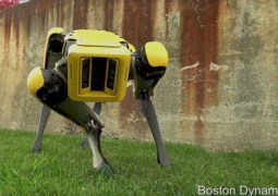 Boston Dynamics showcases newer version of SpotMini in a video