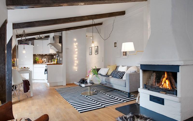 Mengubah Apartemen Sempit Menjadi Lebih Luas