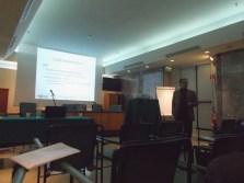 Dr.Nicola Murgia and a Case Discussion