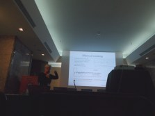 Professor Anna-Carin Olin and 'Particles in exhaled air (PEx), and respiratory disease'
