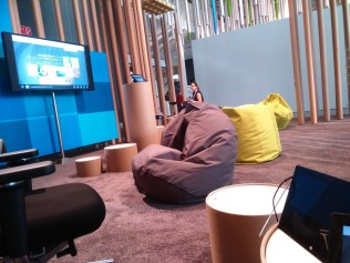 International Media Festival for Prevention Media Lounge
