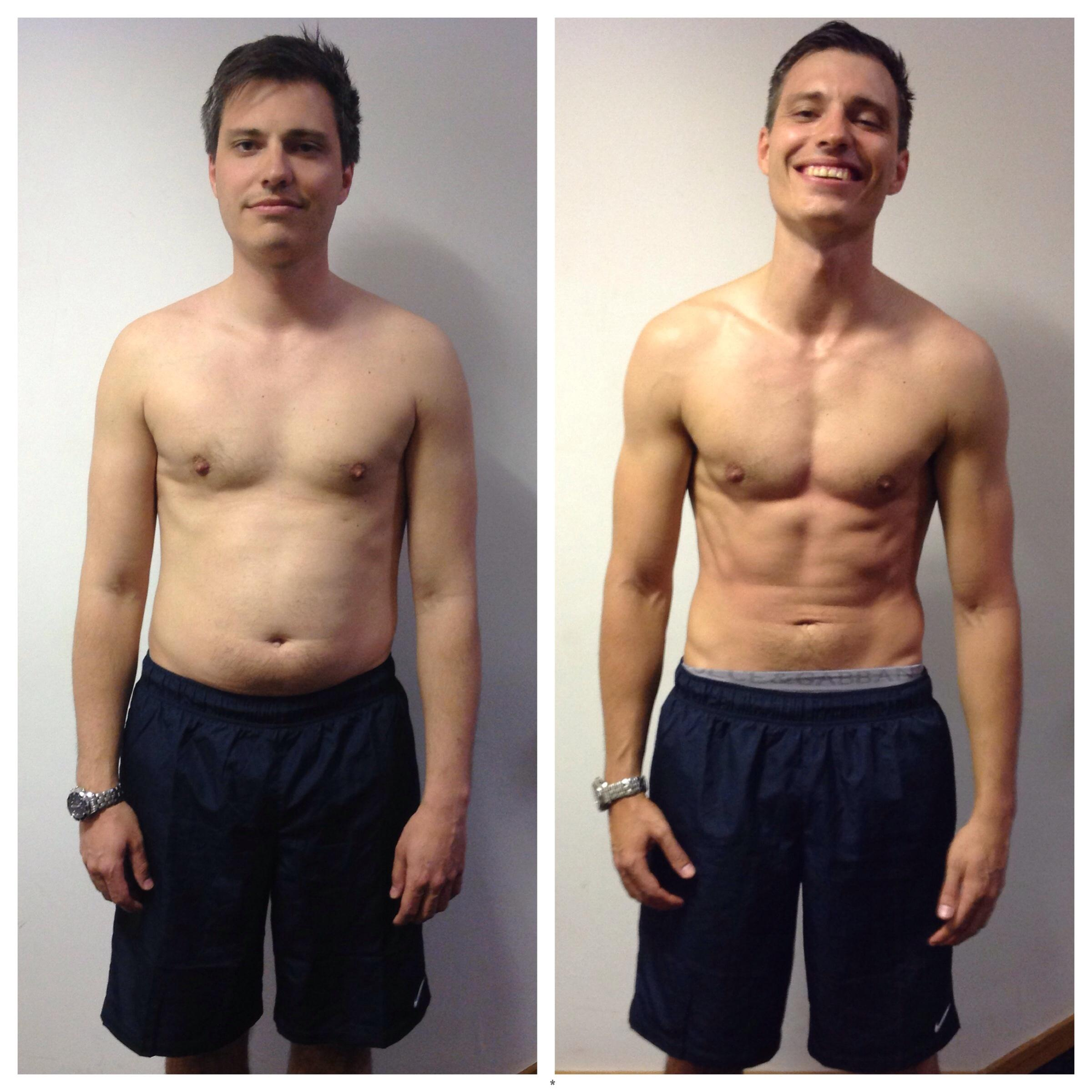 12 Body Fat Dropped In Exactly 12 Weeks