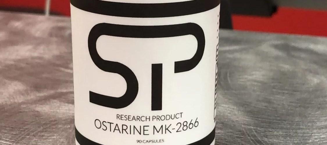 SARMS | Ostarine MK-2866