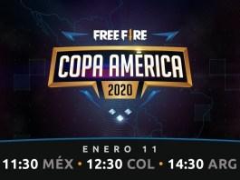 Veja Como Ficou a Classificação da Copa América de FF 2020