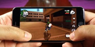 GTA San Andreas para Celular