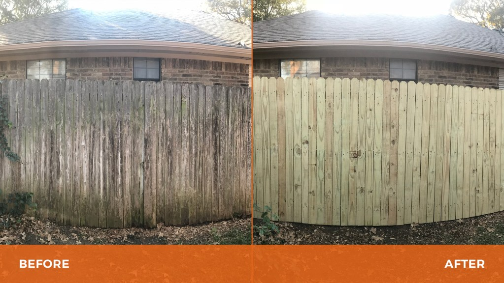 Fence Color