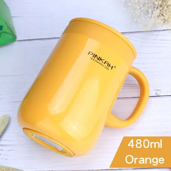 304 Stainless Steel Thermos Mug 9