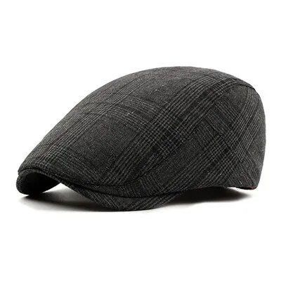 Men & Women High Quality British Style Hats 8