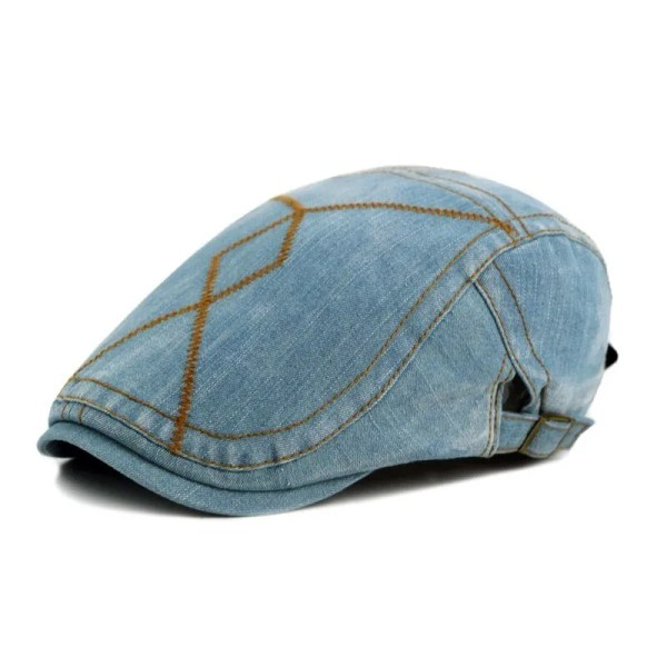 Men Fashion Jeans Hat 2