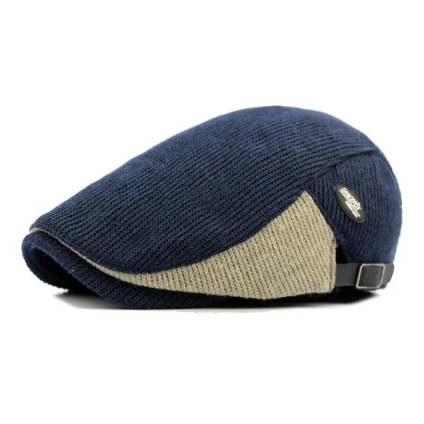 New Fashion Casual Autumn Sports Berets Caps For Men and Women 1