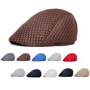 Brand Fashion Vintage Summer Sun Hats for Men and Women