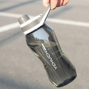 Large Capacity Portable Sports Water Bottle