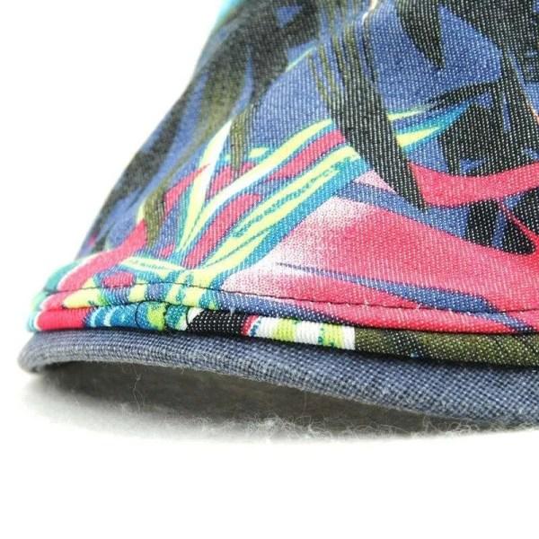 Adjustable Beret Caps Spring Summer Outdoor Sun Hats 3