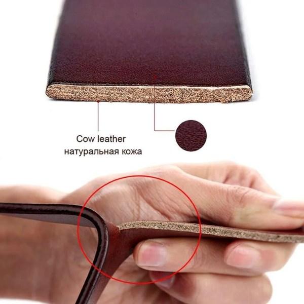 Genuine Cowskin Leather Belts for Men 4