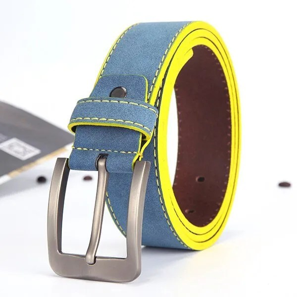 2019 Men's Designer High Quality Genuine Leather Belt 8