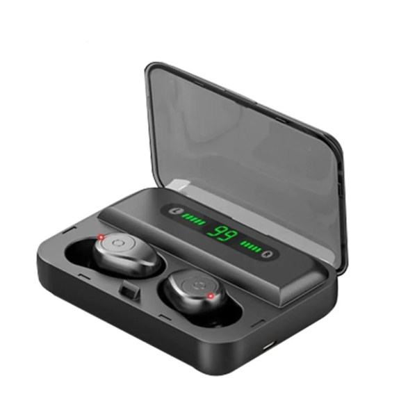 5D Stereo Wireless Bluetooth 5.0 Earbuds 1