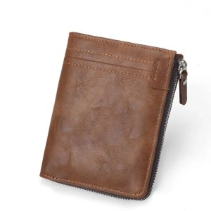 Men's High Fashion Designer Leather Wallet