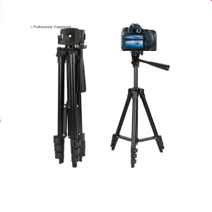 Professional Aluminum Camera Tripod Stand