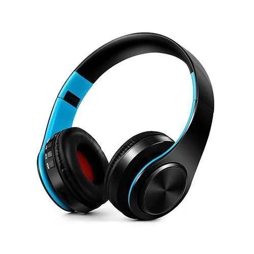 Folding Bluetooth Wireless Headphones 8