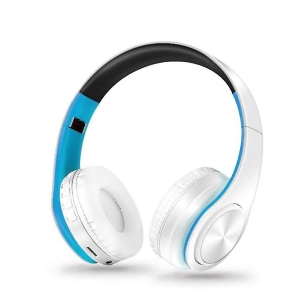 Folding Bluetooth Wireless Headphones 2