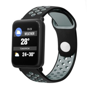 M28 Bracelet Fitness Activity Tracker and Blood Pressure Monitor
