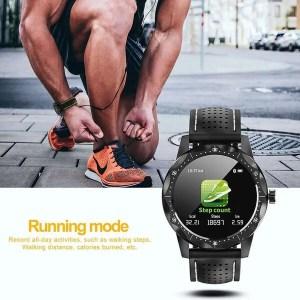 Men's Smart Watch IP68 Waterproof Heart Rate Activity Fitness Tracker
