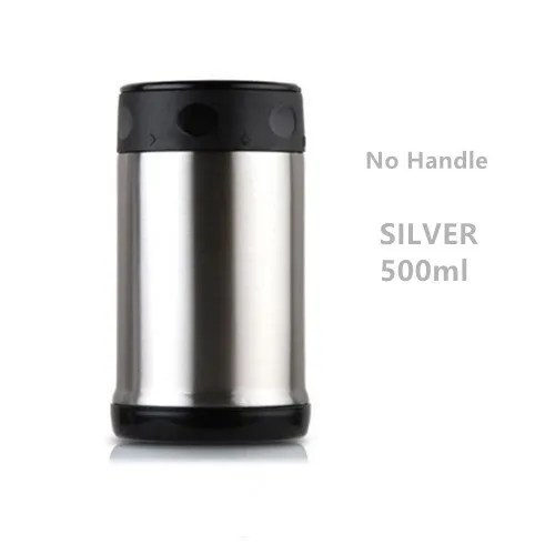 Double Stainless Steel Thermos Food Containers Lunch Box 8