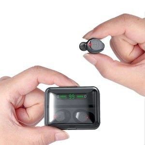 5D Stereo Wireless Bluetooth 5.0 Earbuds