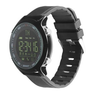 Smart Watch Waterproof IP68 with 5ATM Passometer Message Reminder