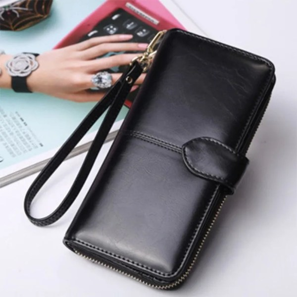 Wallet Best 2019 Women Coin Purse Long Leather Wallet 7