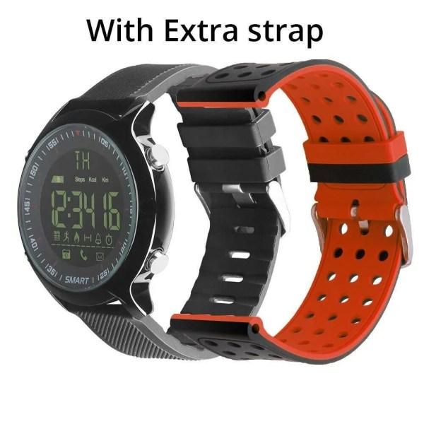 Smart Watch Waterproof IP68 with 5ATM Passometer Message Reminder 12