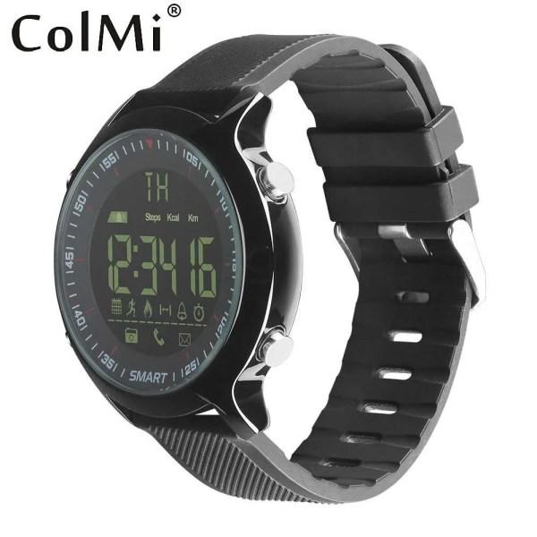 Smart Watch Waterproof IP68 with 5ATM Passometer Message Reminder 15