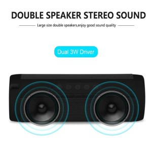 Wireless Bluetooth Mini Column Portable Loudspeaker