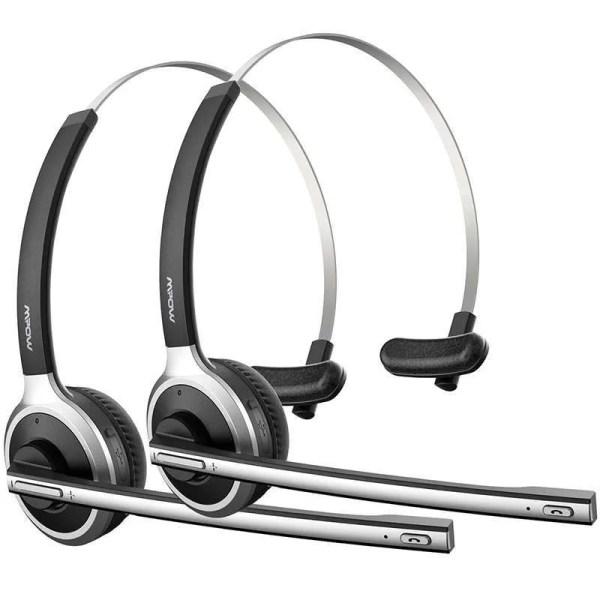 Bluetooth 4.1 Wireless Over-Head Noise Canceling Headphones 6