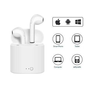 New i7s TWS Mini Wireless Hi-Fi Stereo Bluetooth Earbuds