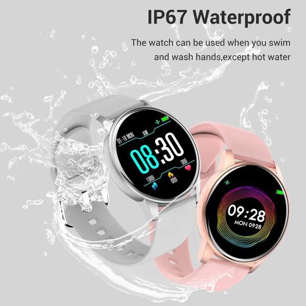 Real-time Weather Forecast Activity Tracker Heart Rate Monitor Sportswatch 4