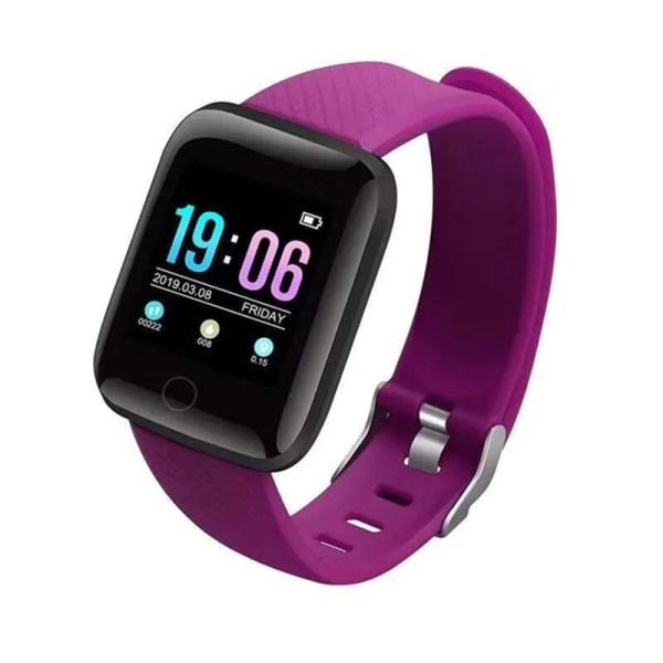 Men and Women Smartwatch Fitness Tracker Bracelet 7