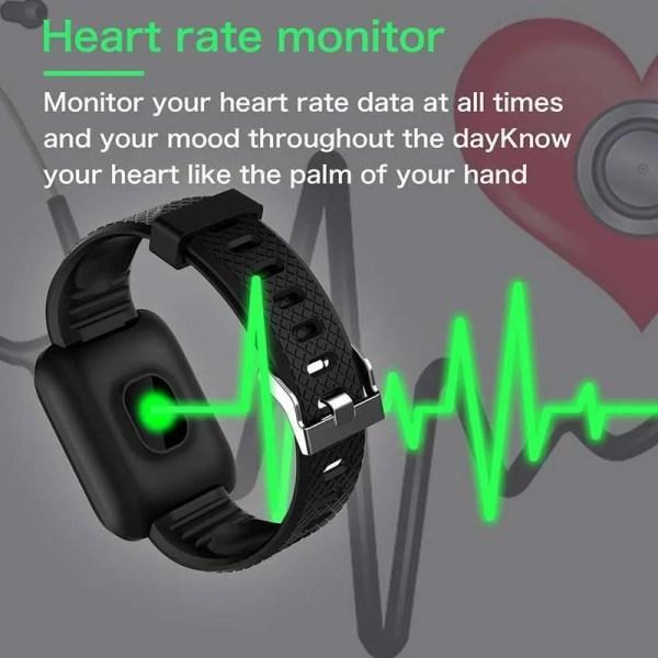 Men and Women Smartwatch Fitness Tracker Bracelet 2