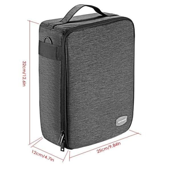 Waterproof Camera Bag and Lens Storage Case 1