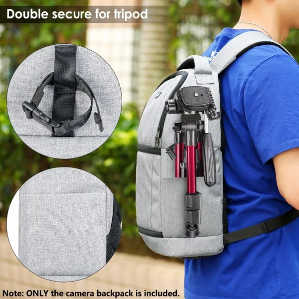DSLR Sling Camera Backpack Bag 4