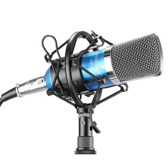 NW-700 Studio Recording Condenser Microphone Set 6