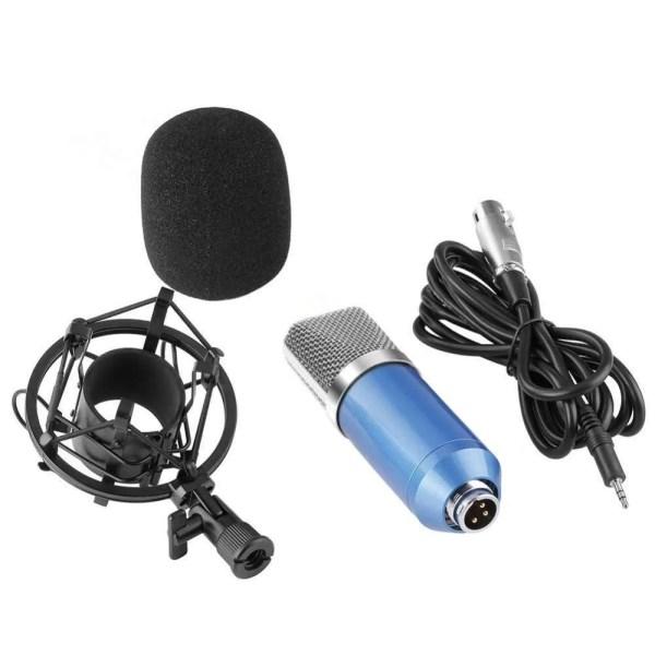 NW-700 Studio Recording Condenser Microphone Set 2