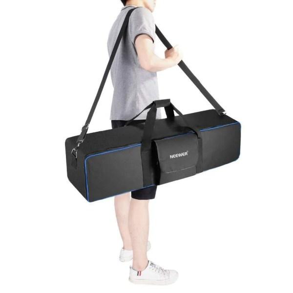 Large Photo Studio Lighting Equipment Carrying Bag 2