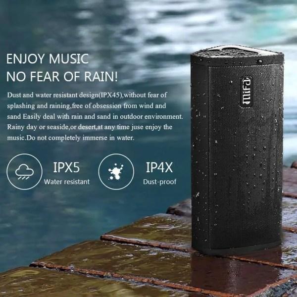 Bluetooth Portable Wireless 10W Loudspeaker Sound System 4