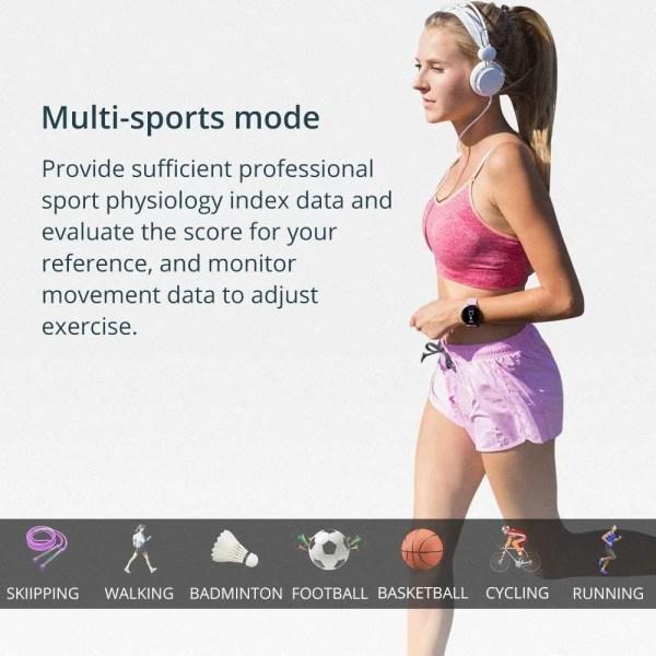 COLMI V11 Smartwatch IP67 Waterproof Fitness Tracker 2
