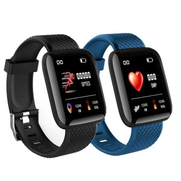 Men and Women Smartwatch Fitness Tracker Bracelet 5