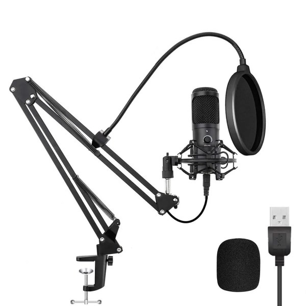 Felby USB Podcasting Condenser Microphone 9